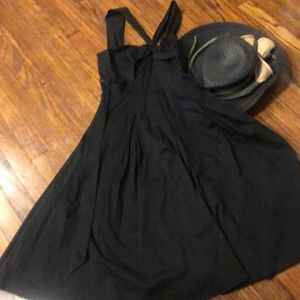 BLACK HALO Beautiful Summer Sun Dress